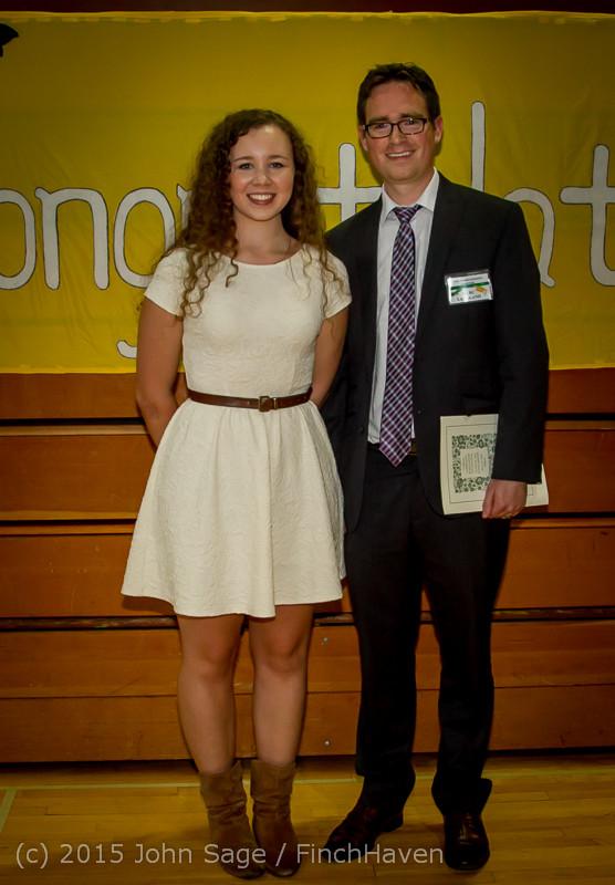 5769 Vashon Community Scholarship Foundation Awards 2015 052715