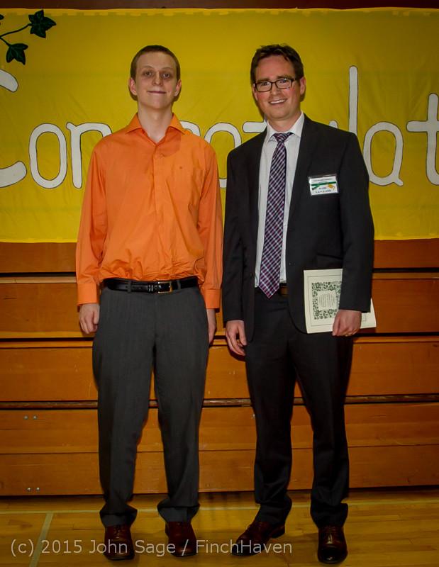 5772 Vashon Community Scholarship Foundation Awards 2015 052715