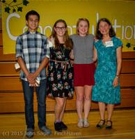 5775 Vashon Community Scholarship Foundation Awards 2015 052715