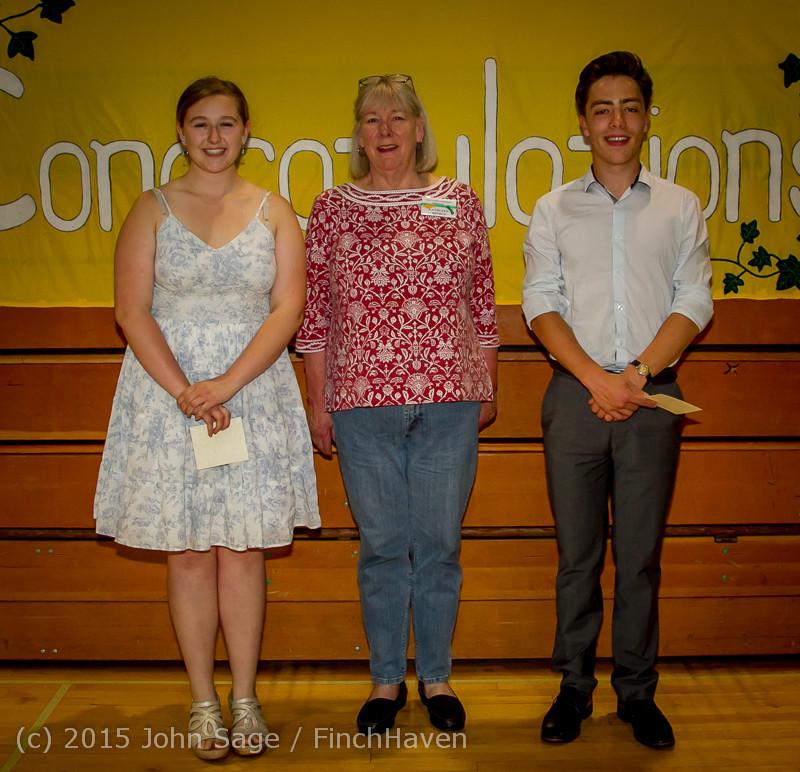 5779 Vashon Community Scholarship Foundation Awards 2015 052715
