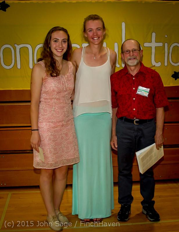 5798 Vashon Community Scholarship Foundation Awards 2015 052715