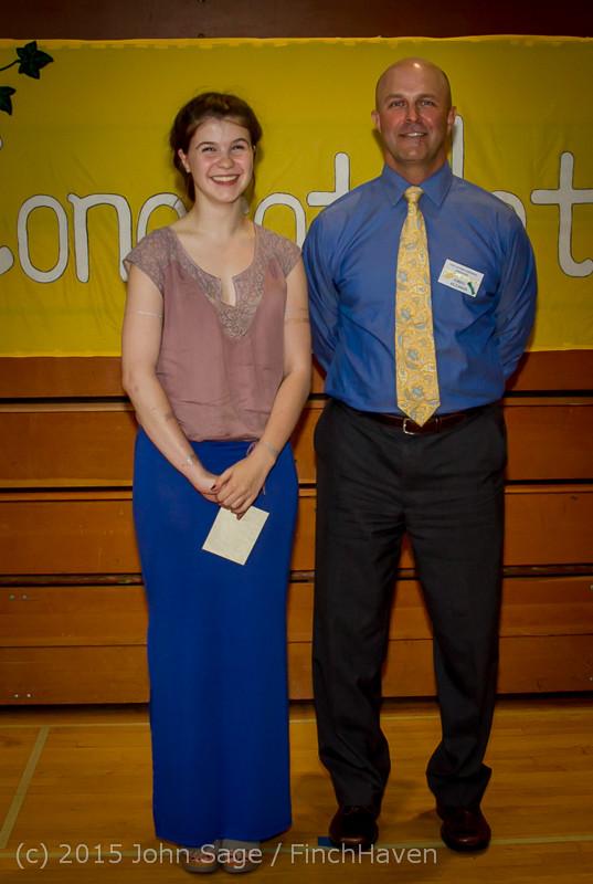 5803 Vashon Community Scholarship Foundation Awards 2015 052715