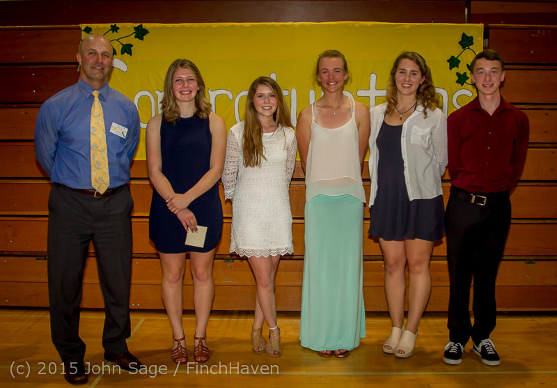 5806 Vashon Community Scholarship Foundation Awards 2015 052715