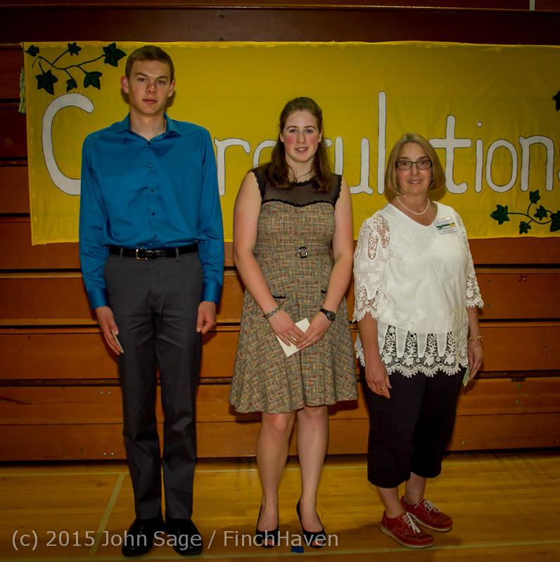 5807 Vashon Community Scholarship Foundation Awards 2015 052715