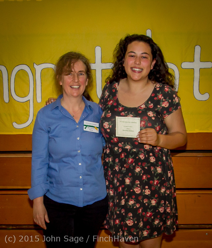 5810-a Vashon Community Scholarship Foundation Awards 2015 052715