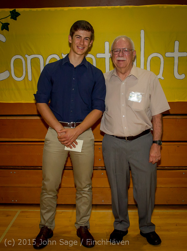 5821 Vashon Community Scholarship Foundation Awards 2015 052715