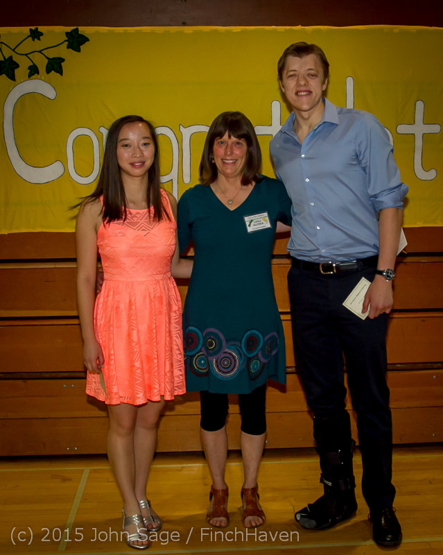 5828 Vashon Community Scholarship Foundation Awards 2015 052715