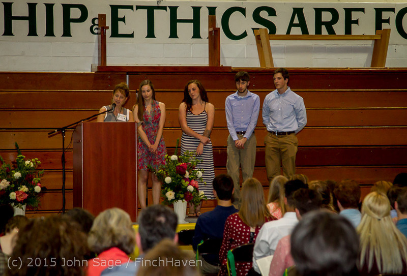 5831 Vashon Community Scholarship Foundation Awards 2015 052715