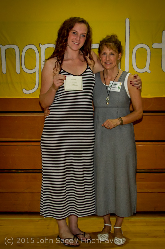 5835 Vashon Community Scholarship Foundation Awards 2015 052715