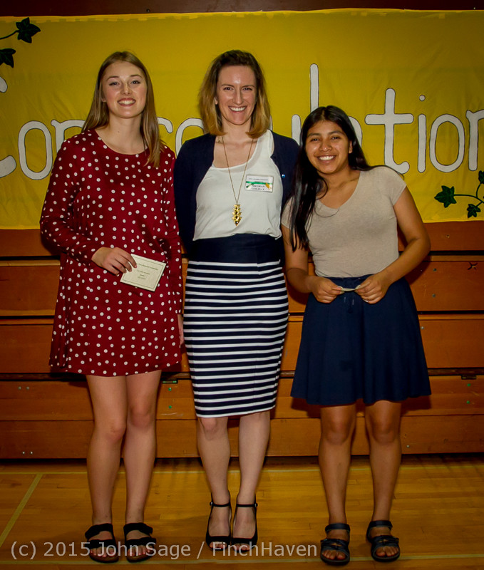 5838 Vashon Community Scholarship Foundation Awards 2015 052715