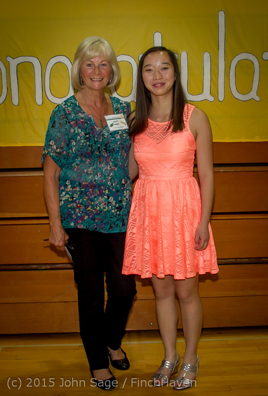 5840 Vashon Community Scholarship Foundation Awards 2015 052715
