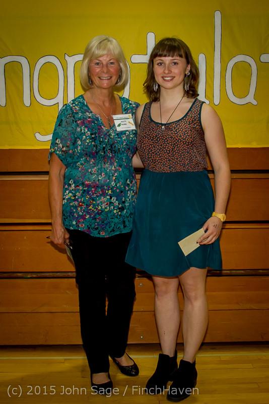 5843 Vashon Community Scholarship Foundation Awards 2015 052715