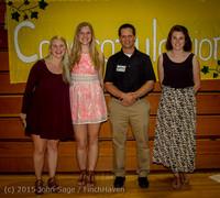 5861 Vashon Community Scholarship Foundation Awards 2015 052715