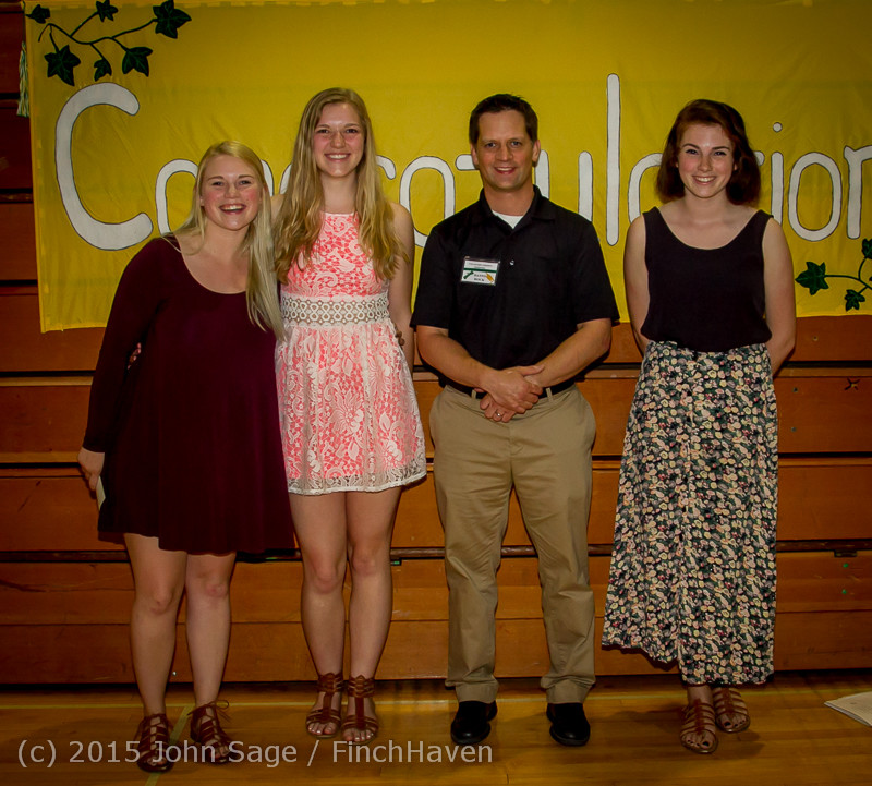 5861 Vashon Community Scholarship Foundation Awards 2015 052715
