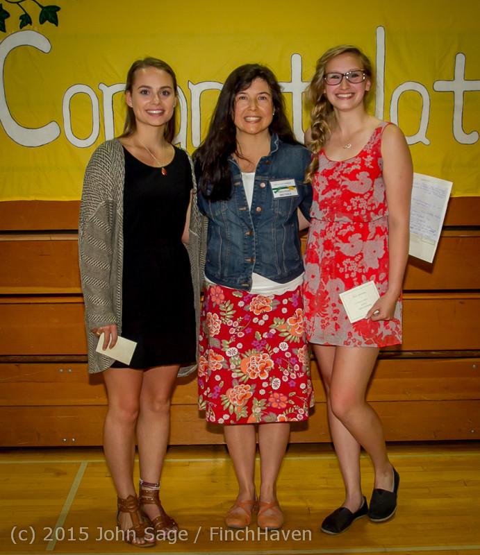 5866 Vashon Community Scholarship Foundation Awards 2015 052715