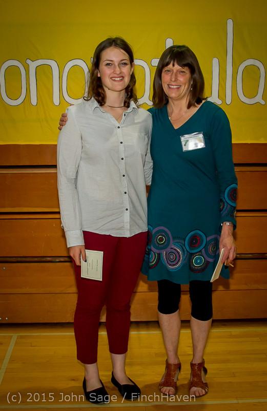 5871 Vashon Community Scholarship Foundation Awards 2015 052715