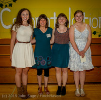 5873 Vashon Community Scholarship Foundation Awards 2015 052715