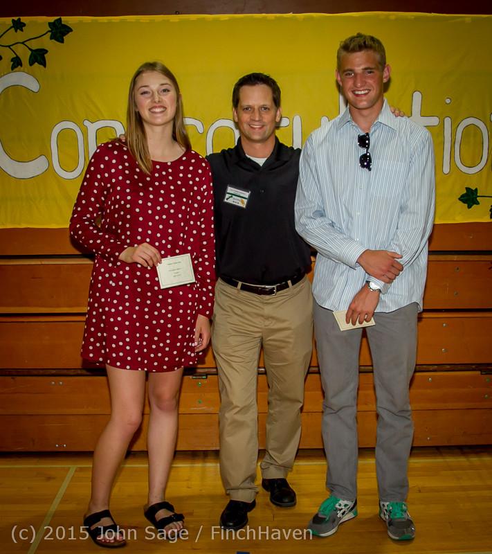 5875 Vashon Community Scholarship Foundation Awards 2015 052715