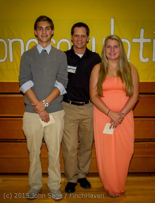 5877 Vashon Community Scholarship Foundation Awards 2015 052715