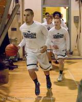 17647 VHS Boys Basketball Seniors Night 2014 021114