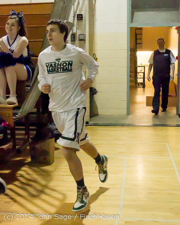 17674 VHS Boys Basketball Seniors Night 2014 021114