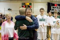 17735 VHS Boys Basketball Seniors Night 2014 021114