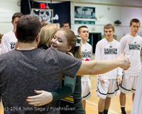 17803 VHS Boys Basketball Seniors Night 2014 021114
