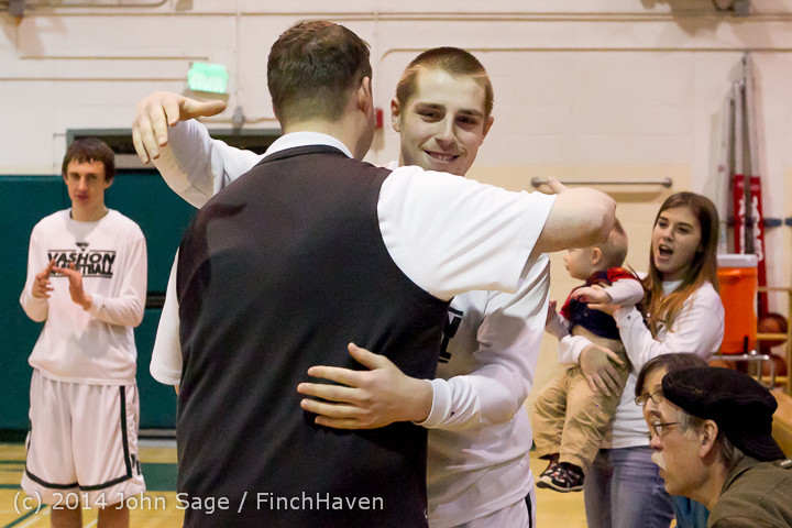17905 VHS Boys Basketball Seniors Night 2014 021114
