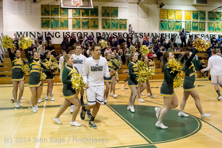 18160 VHS Boys Basketball Seniors Night 2014 021114