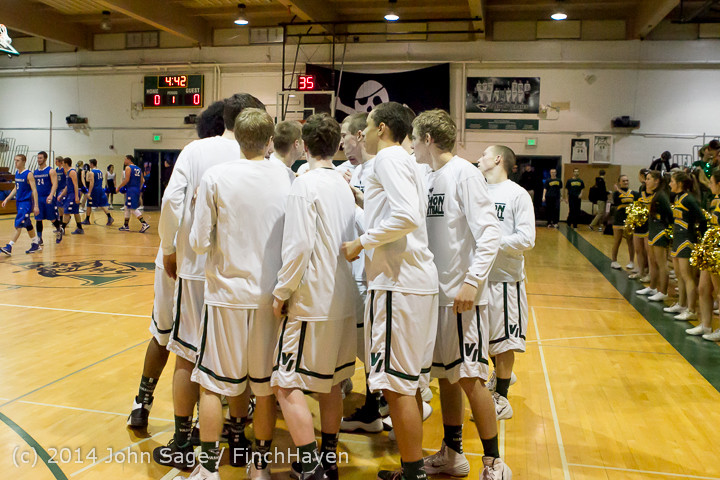 18215 VHS Boys Basketball Seniors Night 2014 021114