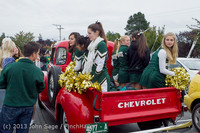19149 VHS Fall Cheer 2013 at VHS Homecoming 2013 101113