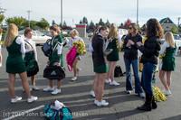 5228 VHS Fall Cheer 2013 at Football v Port Townsend 100413