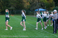 5441 VHS Fall Cheer 2013 at Football v Port Townsend 100413