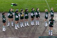 5847 VHS Fall Cheer 2013 at Football v Casc-Chr 092013