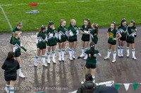 5850 VHS Fall Cheer 2013 at Football v Casc-Chr 092013
