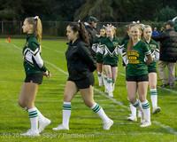 5906 VHS Fall Cheer 2013 at Football v Casc-Chr 092013