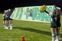6365 VHS Fall Cheer 2013 at Football v Casc-Chr 092013