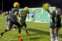 6376 VHS Fall Cheer 2013 at Football v Casc-Chr 092013