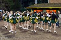 6872 VHS Fall Cheer 2013 at Football v Port Townsend 100413