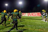 7527 VHS Fall Cheer 2013 at Football v Port Townsend 100413
