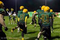 7528 VHS Fall Cheer 2013 at Football v Port Townsend 100413