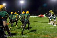 7529 VHS Fall Cheer 2013 at Football v Port Townsend 100413