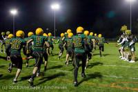 7537 VHS Fall Cheer 2013 at Football v Port Townsend 100413