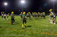 7553 VHS Fall Cheer 2013 at Football v Port Townsend 100413