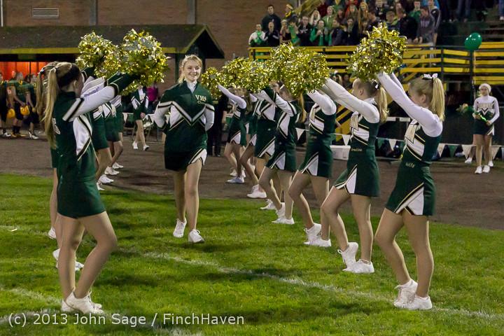 21290 VHS Fall Cheer-Football Seniors Night 2013 101113