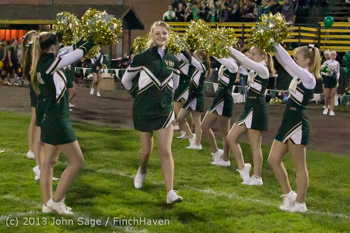 21291 VHS Fall Cheer-Football Seniors Night 2013 101113