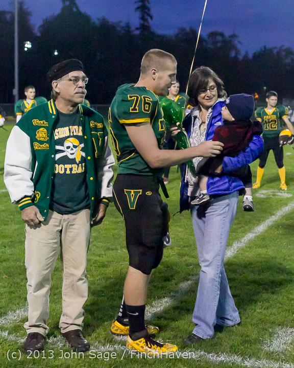21344 VHS Fall Cheer-Football Seniors Night 2013 101113