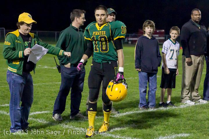 21368 VHS Fall Cheer-Football Seniors Night 2013 101113