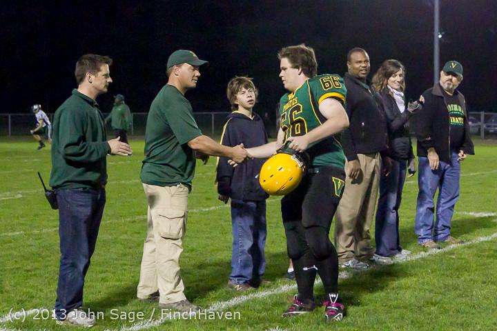 21390 VHS Fall Cheer-Football Seniors Night 2013 101113