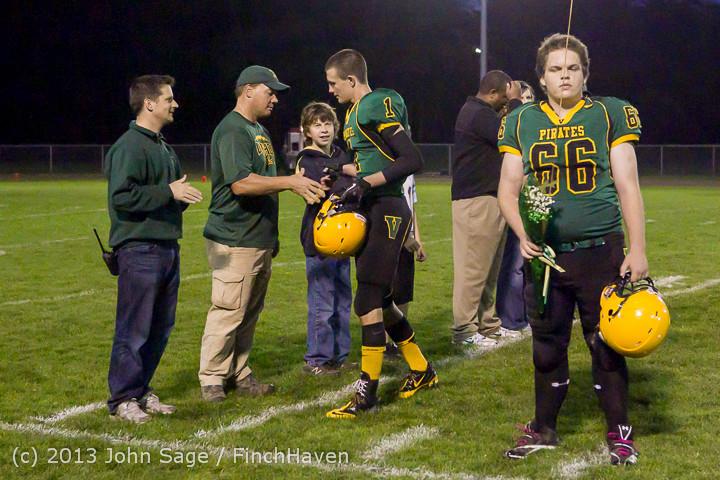 21396 VHS Fall Cheer-Football Seniors Night 2013 101113